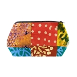 Patchwork Cosmetic Bag