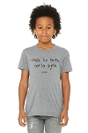 Walk by Faith YOUTH - 10 Year Anniversary Shirt