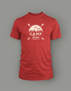2019 Children's Camp Zion Shirt